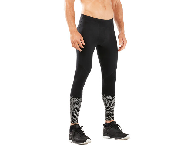 regarder aada2 675d2 2XU Wind Defence - Pantalon running Homme - noir